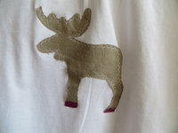 "Shirt ""Moose T."" by MiaLily, Gr. 128"