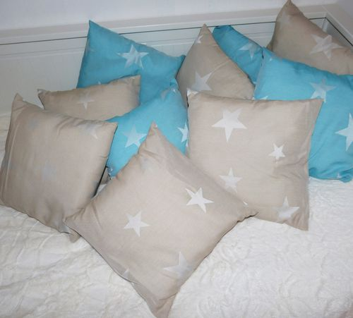Pillowcase for small and big kids - Stars